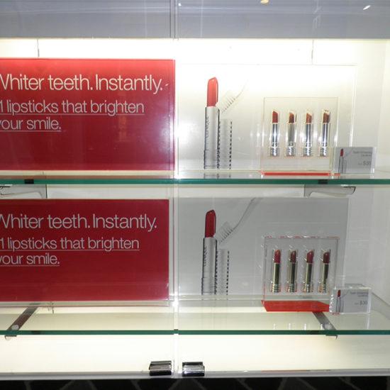 Cosmetic Displays