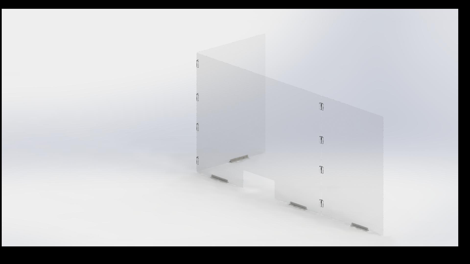 Sneeze-Guard-Flexi-Screen-L