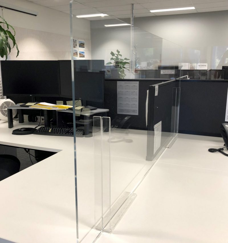 EstiaHealth_Office partition screens
